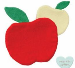 PEPPA Sleeping Budies apple red/yellow