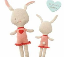 PEPPA Cuddly Friends Rita rabbit